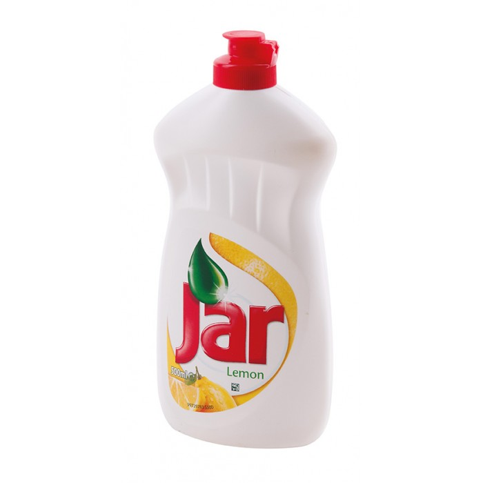 DETERGENT ZA POMIVANJE POSODE JAR LEMON 500ml