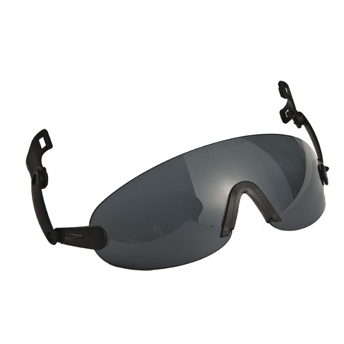 ZAŠČITNA OČALA INTEGRATED SAFETY GLASSES SMOKE