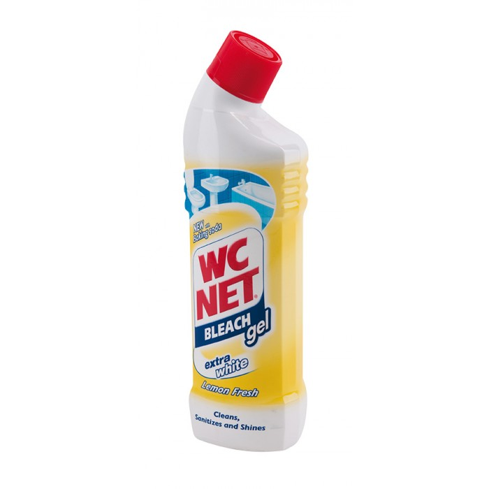 WC NET BLEACH GEL 750ml LIMONA