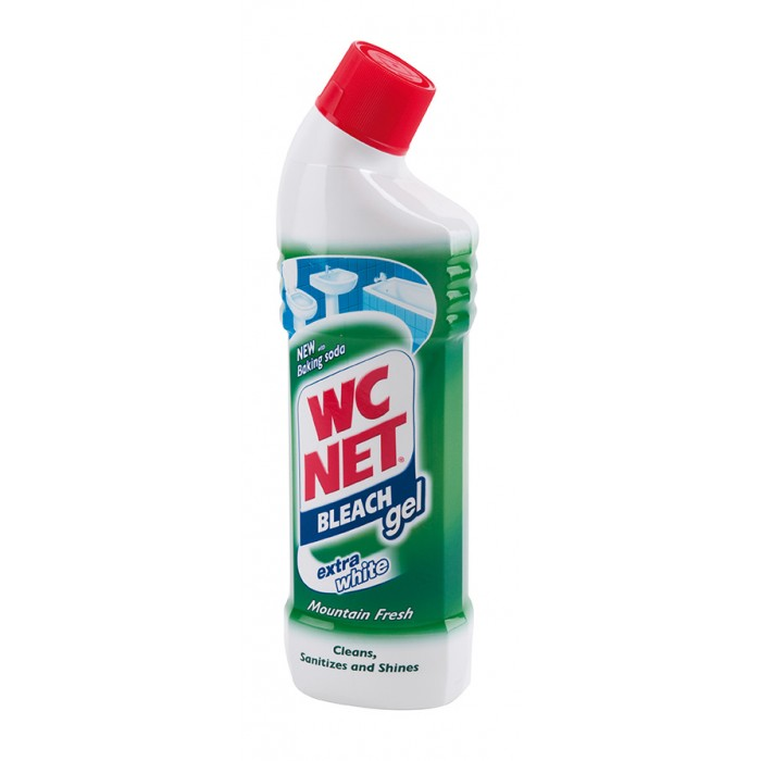 WC NET BLEACH GEL 750ml SVEŽINA GORA
